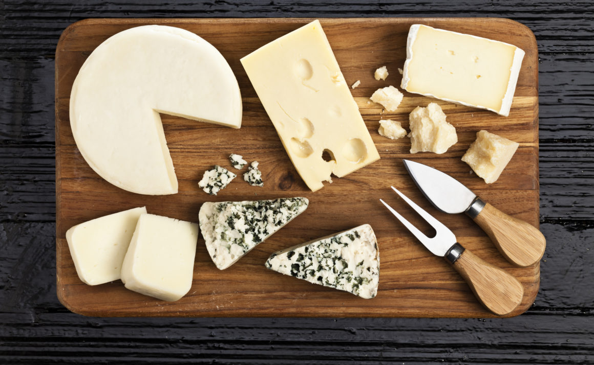 Starter cultures for other cheese types